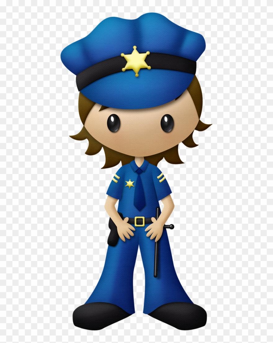 Clipart policia jpg black and white download Handcuffs Clipart Bad Cop - Policia Dibujo Infantil - Png Download ... jpg black and white download