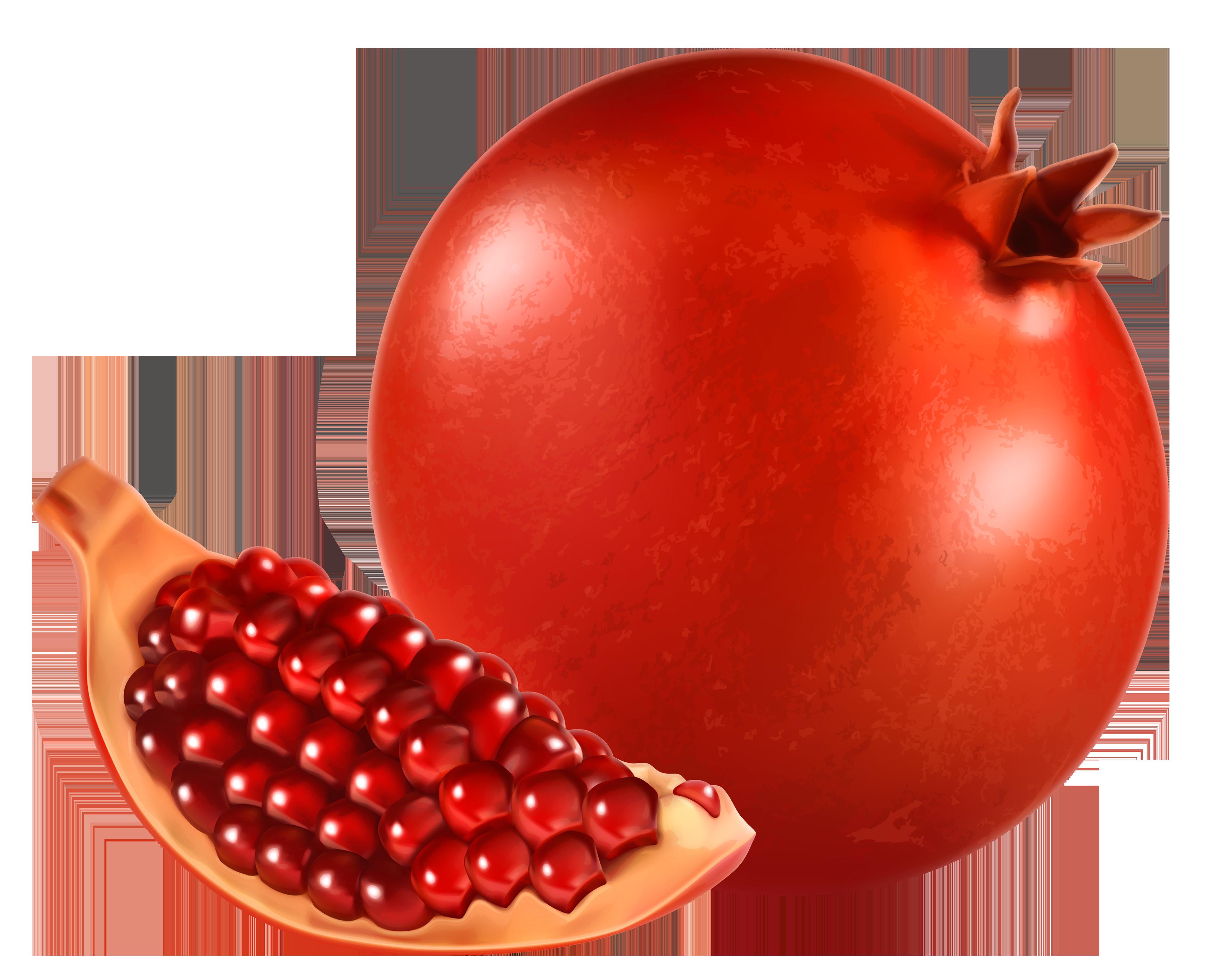 Clipart pomegranate picture black and white stock Pomegranate PNG Clipart - Best WEB Clipart picture black and white stock