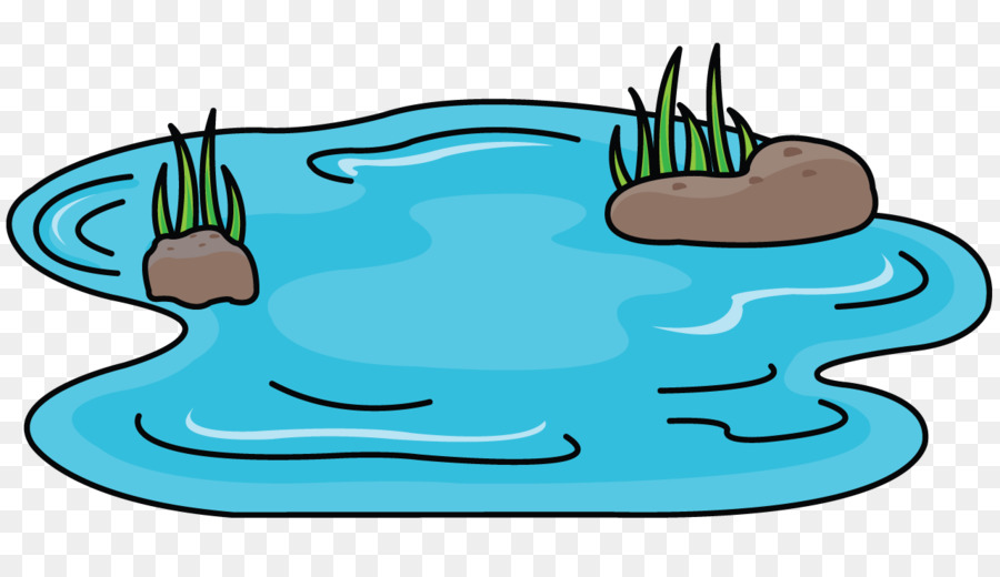 Clipart pond picture royalty free library Pond Cartoon picture royalty free library