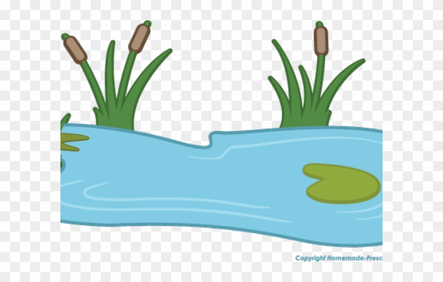 Clipart pond image library Lily Pad Clipart Pond Animal - Water Pond Pond Clipart - Png ... image library