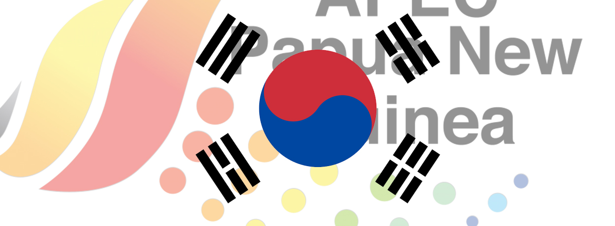 Clipart post courier breaking news picture library SKorea aid to PNG has grown - ambassador - Post Courier picture library