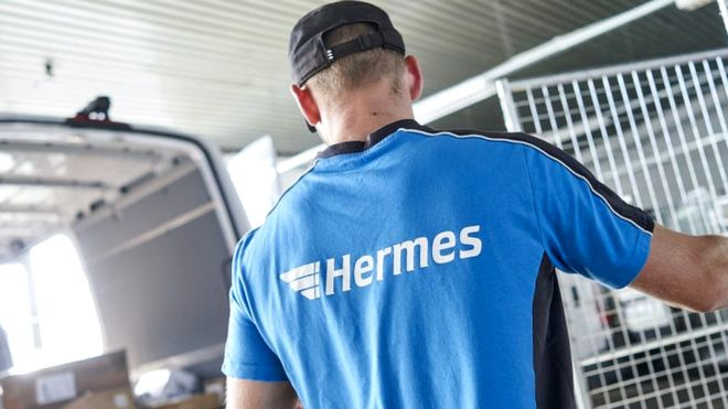 Clipart post courier breaking news clipart library Hermes in \'ground-breaking\' pay deal for couriers - BBC News clipart library