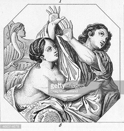 Clipart potiphars wife clip art free library Joseph and Potiphar\'s Wife BY Carlo Cignani premium clipart ... clip art free library