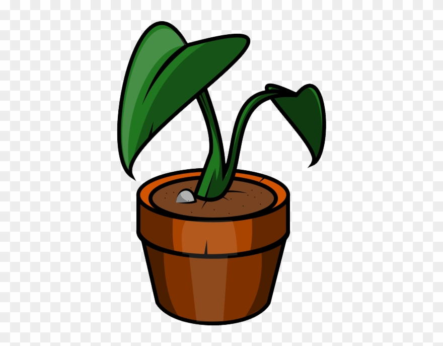 Clipart potted plant picture library Pot Plant Clipart Pot Clip Art - Potted Plant Clip Art - Png ... picture library