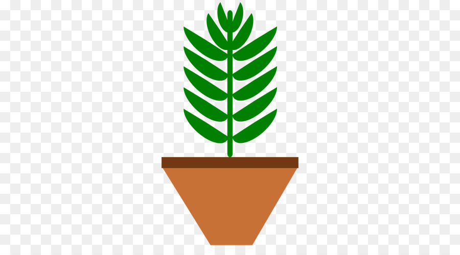 Clipart potted plant vector black and white stock Hemp Leaf clipart - Plants, Leaf, Plant, transparent clip art vector black and white stock