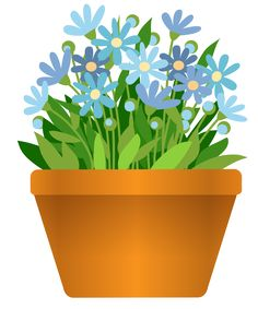 Clipart potted plant banner free download 188 Best CLIP ART - POTTED PLANTS - CLIP ART images in 2016 | Pot ... banner free download