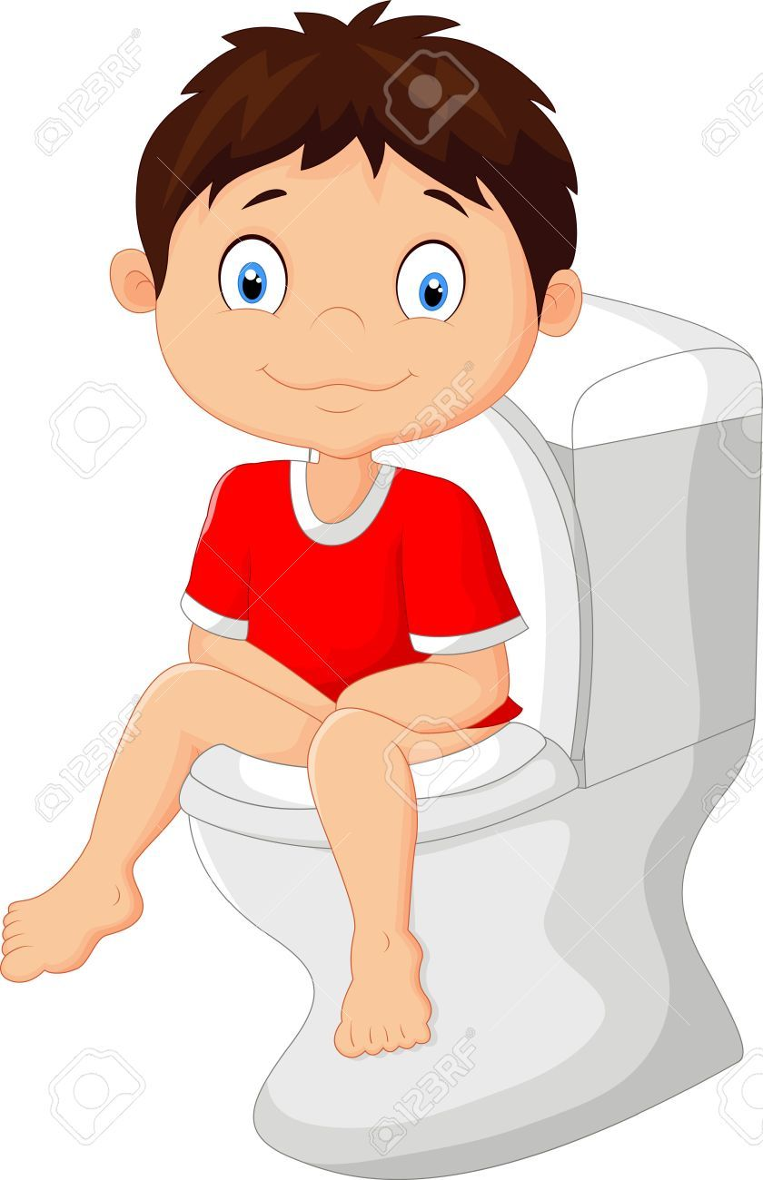 Pottys clipart vector transparent stock Sit on potty clipart 1 » Clipart Portal vector transparent stock