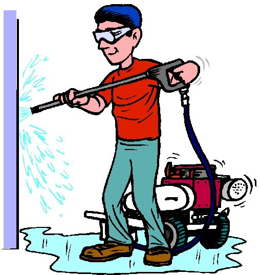 Clipart power washer vector transparent Pressure washer clipart 1 » Clipart Portal vector transparent