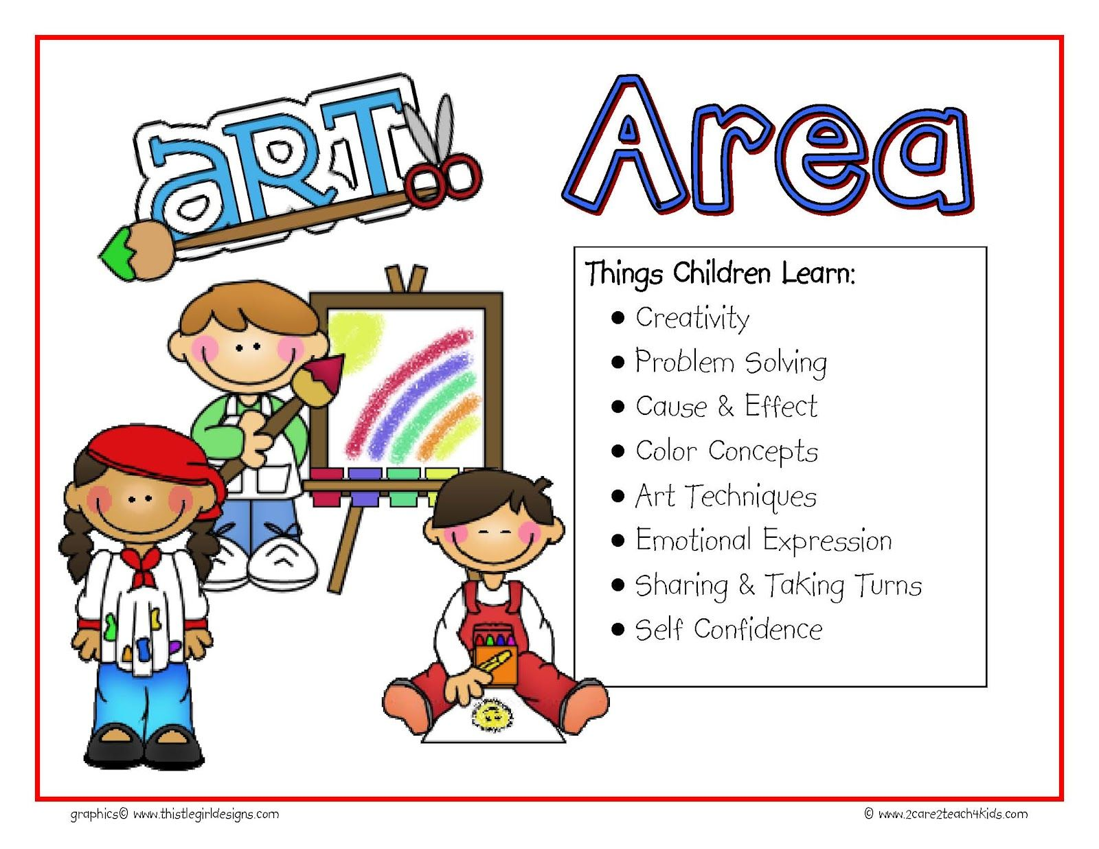 Picture of boy learning with manipulatives clipart graphic transparent download preschool free play clip art | The signs include the following ... graphic transparent download