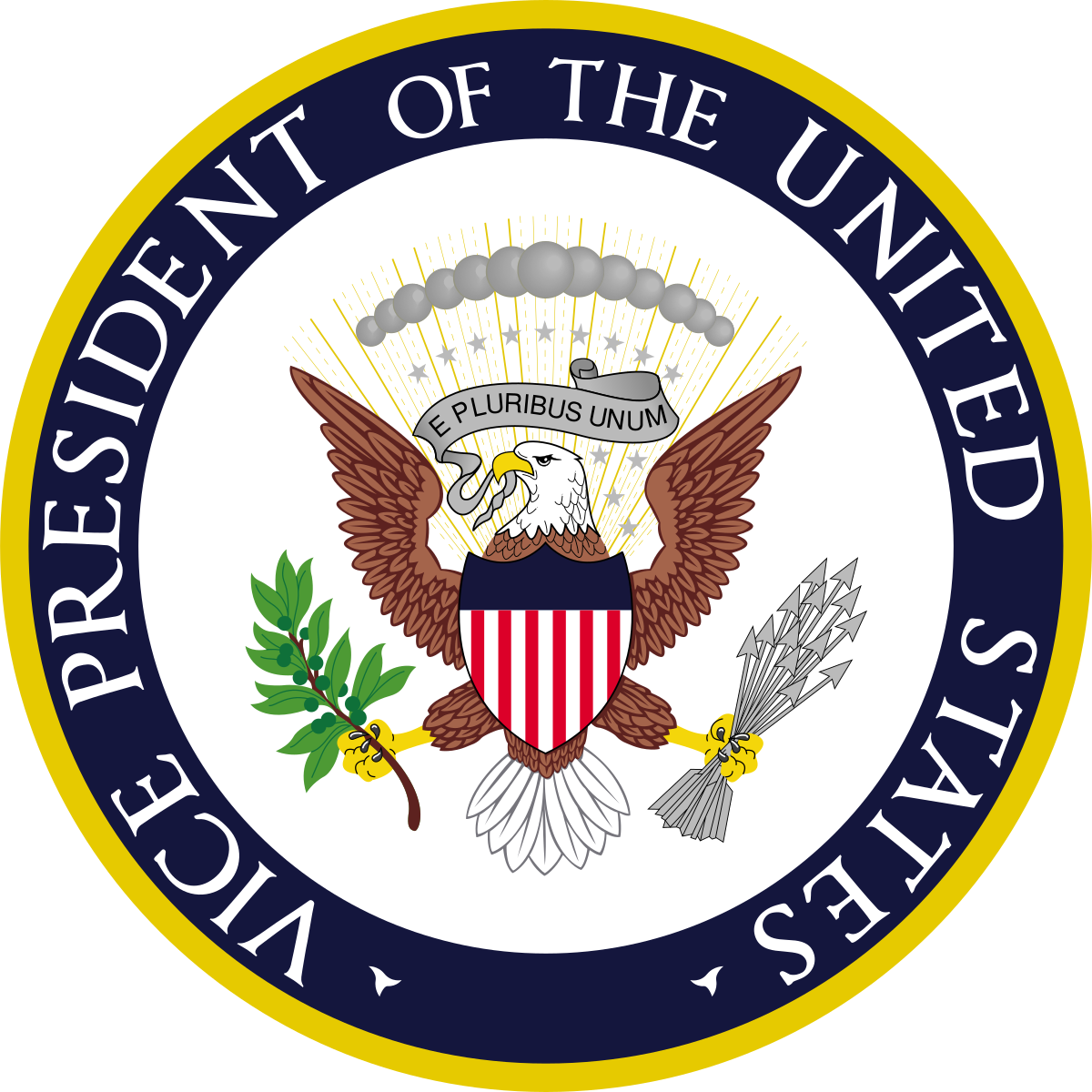 Clipart presidents united states graphic royalty free Vice President of the United States - Wikipedia graphic royalty free