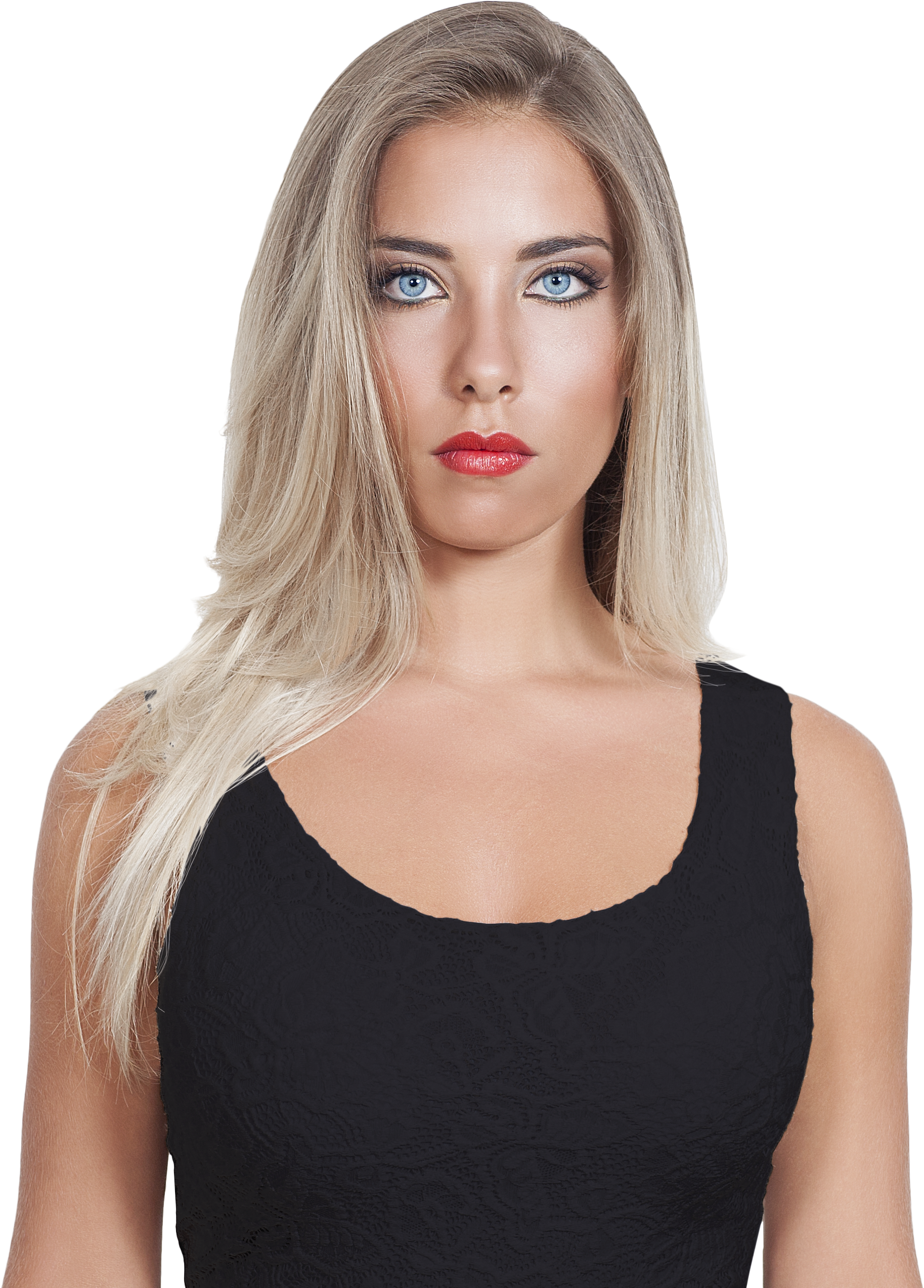 Clipart pretty blonde girl green eyes full body download Blonde Girl Png (+) - Free Download | fourjay.org download