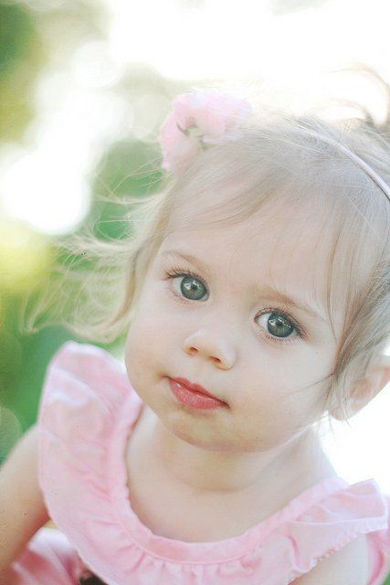 Clipart pretty blonde girl green eyes full body pi graphic Cute Baby Pict: Cute Baby With Green Eyes graphic