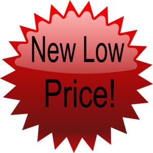 Clipart prices image free download Newlow Price Clip Art at Clker.com - vector clip art online, royalty ... image free download