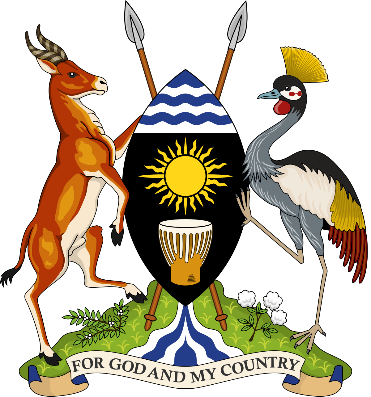 Clipart government ministers 2017 png download Prime Minister of Uganda - Wikipedia png download