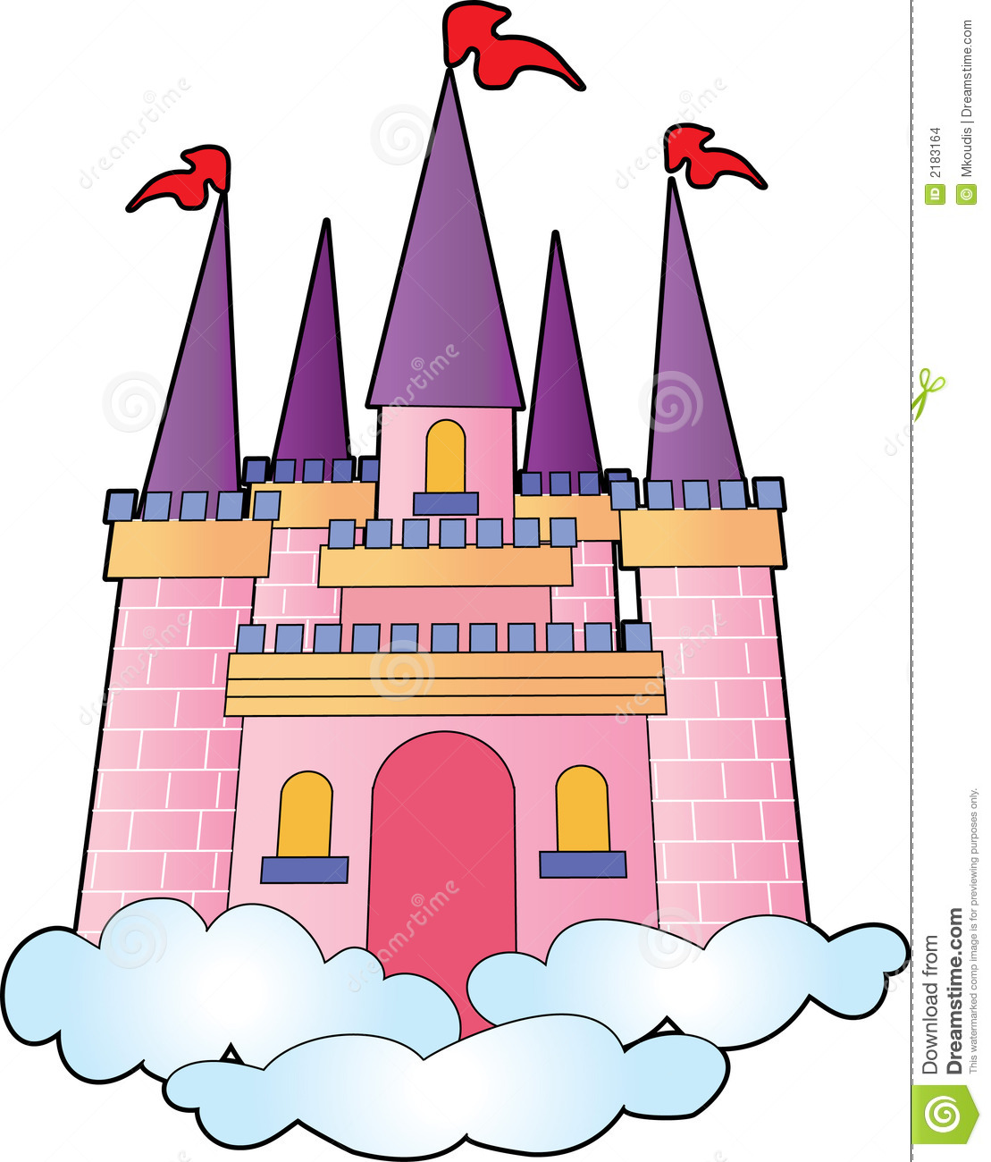 Clipart princess and castle scene for kids jpg freeuse stock Cartoon Castle Picture | Free download best Cartoon Castle Picture ... jpg freeuse stock
