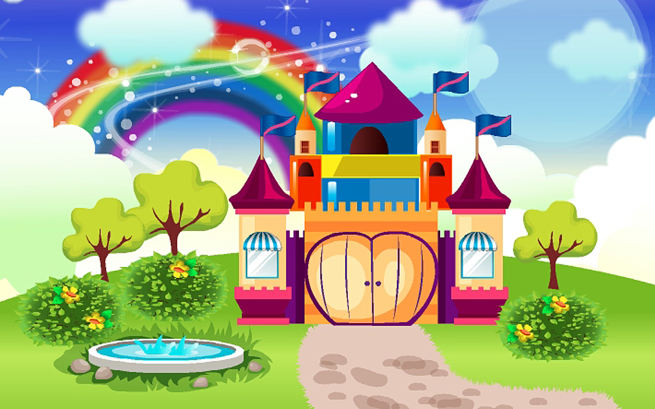 Clipart princess and castle scene for kids clip art free stock Free Princess Castle, Download Free Clip Art, Free Clip Art on ... clip art free stock