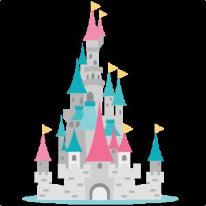 Clipart princess and castle scenes on pillowcase clip transparent download Princess Castle: Miss Kate\'s | Clip Art | Princess castle ... clip transparent download