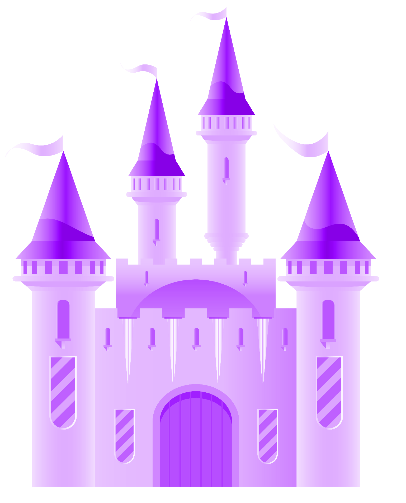Clipart princess and castle scenes on pillowcase picture royalty free stock Disney Castle clip art | Castle Clipart Downloads Disney Princess ... picture royalty free stock