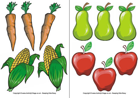 Clipart printable vector black and white Printable Fruit Clipart - Clipart Kid vector black and white