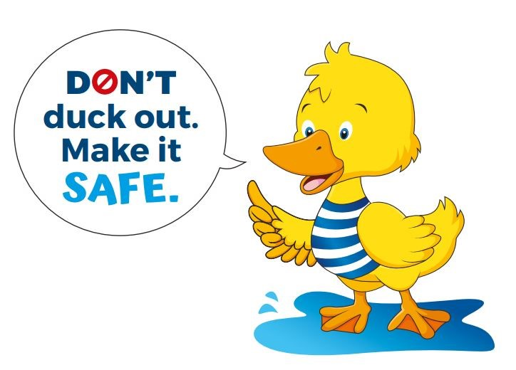 Clipart products made out of duck picture library download Portable pools - Make It Safe | Product Safety Australia picture library download