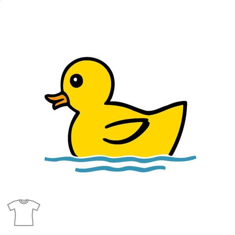 Clipart products made out of duck banner free Rubber Duck T Shirt for Women banner free