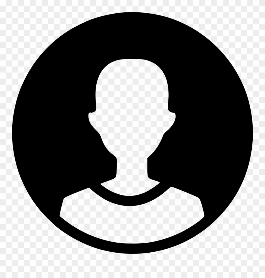 Profile image icon clipart clip freeuse stock Profile Clipart Profile Icon - Round Profile Pic Png Transparent Png ... clip freeuse stock