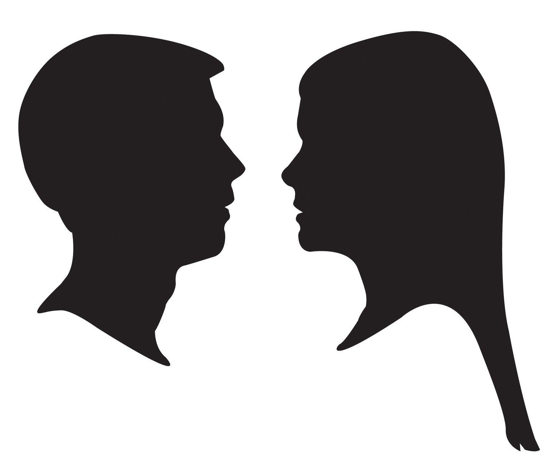 Clipart profile graphic download Head Profile Silhouette - Cliparts.co | jobs athome | Silhouette ... graphic download