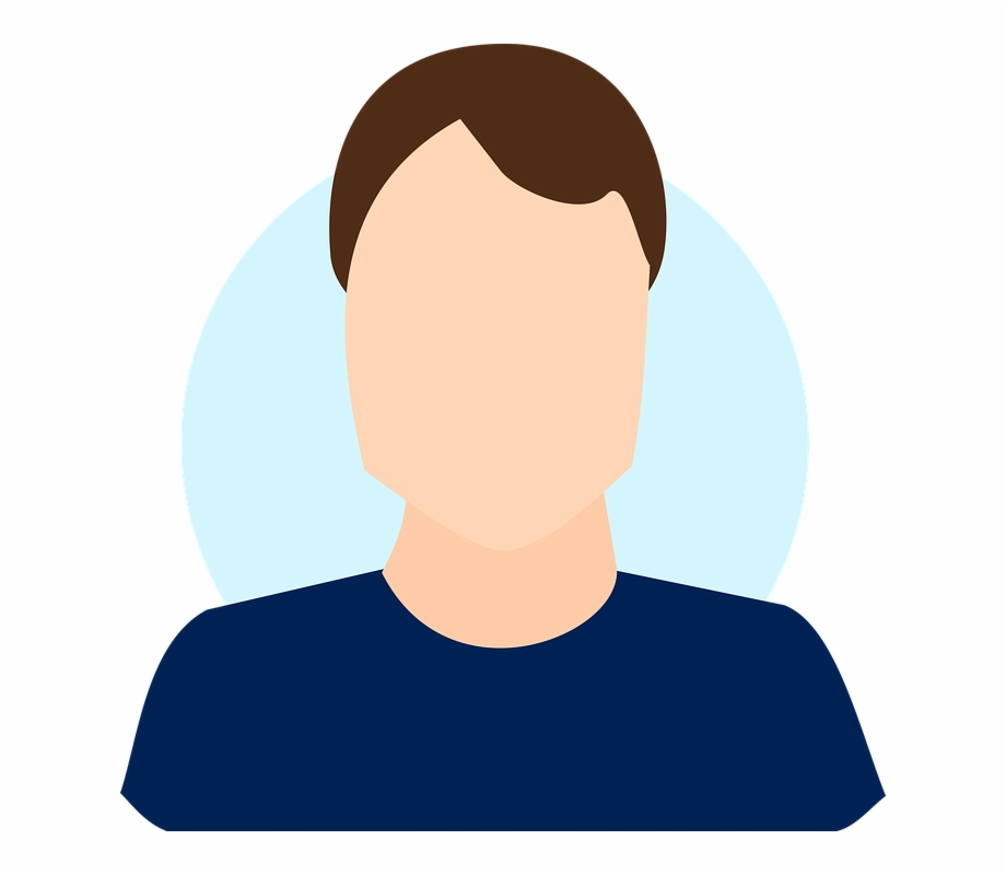Clipart profile svg free library Profile Man Male Photo Face Portrait Illustration - Male Avatar ... svg free library