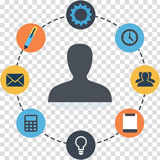 Clipart project manager freeuse stock Phone icons illustration, Project management Operations management ... freeuse stock