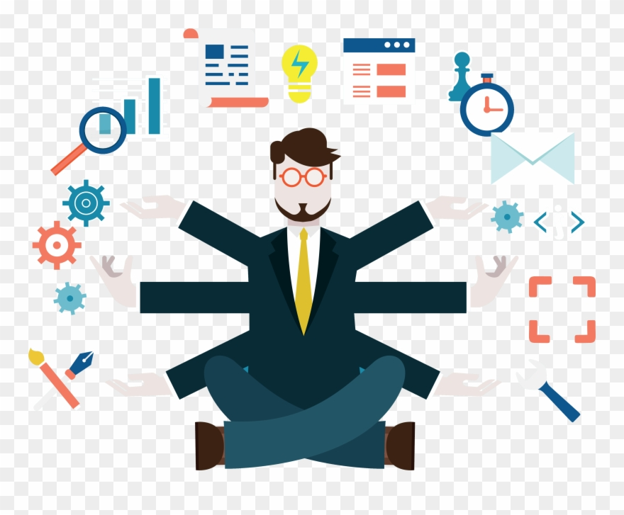 Clipart project manager vector royalty free download We Deliver A Rounded Approach Of Project Managers To - Product ... vector royalty free download