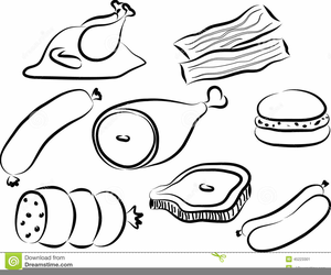 Clipart proten graphic freeuse library Protein Foods Clipart | Free Images at Clker.com - vector clip art ... graphic freeuse library