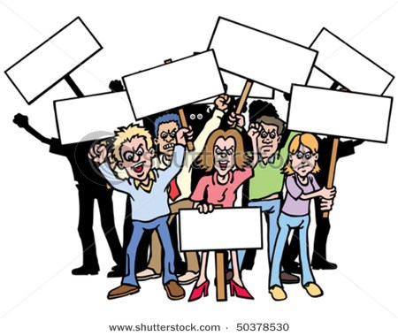 Clipart protest png transparent Protest clipart 4 » Clipart Portal png transparent