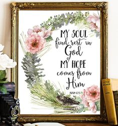 Clipart psalm 62 5 my expectation is from him clipart free library 12 Best Psalm 62 images in 2018 | Book book book, Book show, Books ... clipart free library