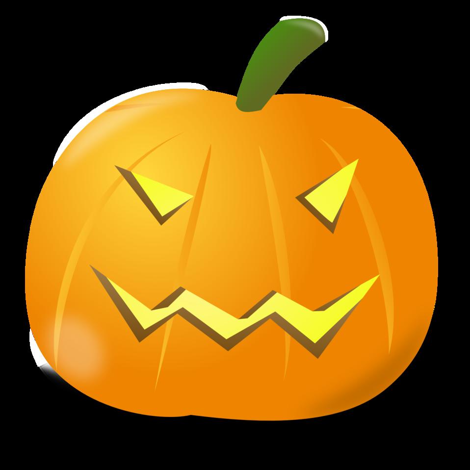Halloween pumpkin clipart evil clipart black and white Public Domain Clip Art Image | Evil pumpkin | ID: 13929217819458 ... clipart black and white