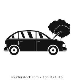 Clipart puff behind car png black and white Puff of car smoke clipart 7 » Clipart Portal png black and white