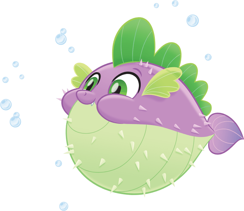 1528039 - inflation, male, my little pony: the movie, puffer fish ... svg library