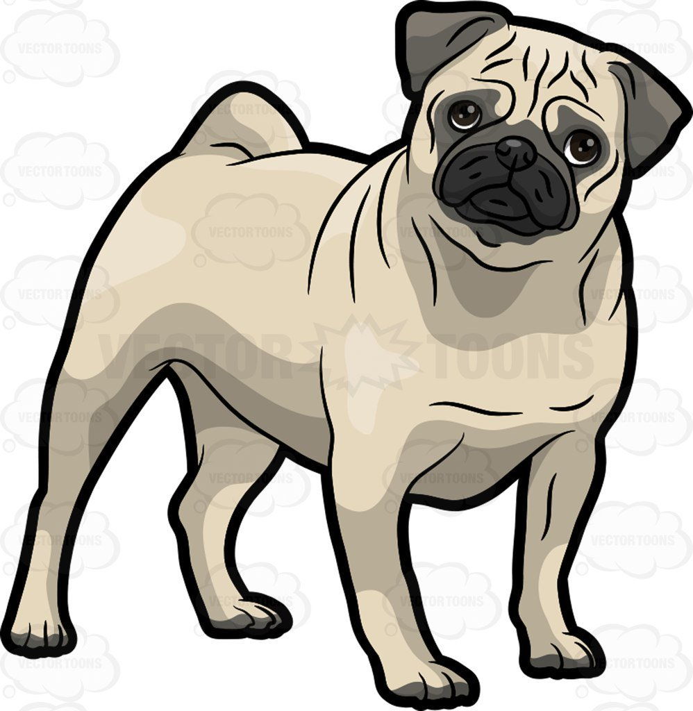 Clipart pugs svg free stock Pugs clipart 7 » Clipart Portal svg free stock