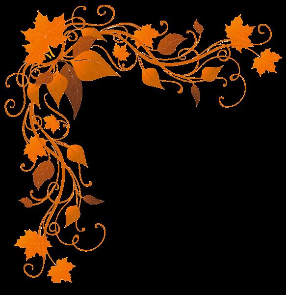 Clipart pumpkin door hanger picture stock Transparent Autumn Decoration PNG Clipart Image | Boarders, Corners ... picture stock