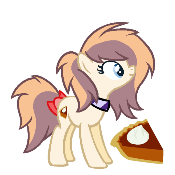 Clipart pumpkin pie picture royalty free library MLP ] |Pumpkin Pie | Official Debut | Mane Six by xXCloudie-SkiesXx ... picture royalty free library