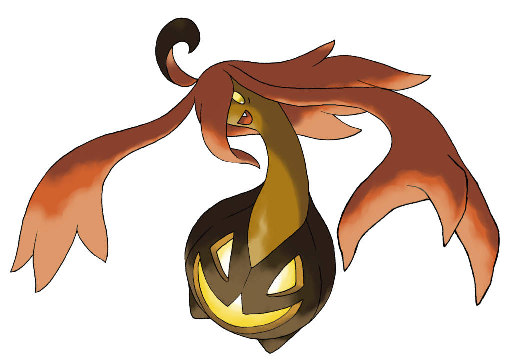 Clipart pumpkin pokemon graphic freeuse download Gourgeist by Hyshirey on DeviantArt graphic freeuse download