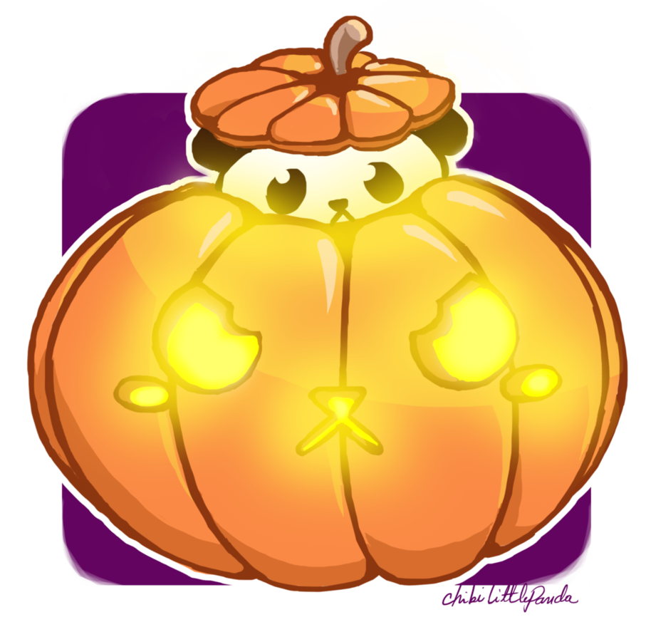 Clipart pumpkin protest different messages from family others screaming clip royalty free stock Happy Halloween! by selinmarsou on DeviantArt clip royalty free stock