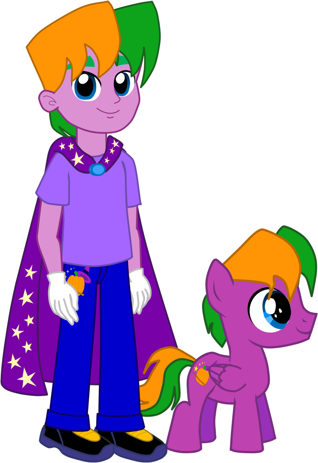 Clipart pumpkin protest different messages from family others screaming svg royalty free library Equestria Boys OC - Pumpkin Sorcerer by shadymeadow on DeviantArt svg royalty free library