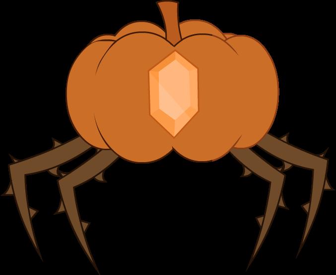 Clipart pumpkin sprout vector black and white Pumpkin Monster | Steven Universe Fanon Wiki | FANDOM powered by Wikia vector black and white