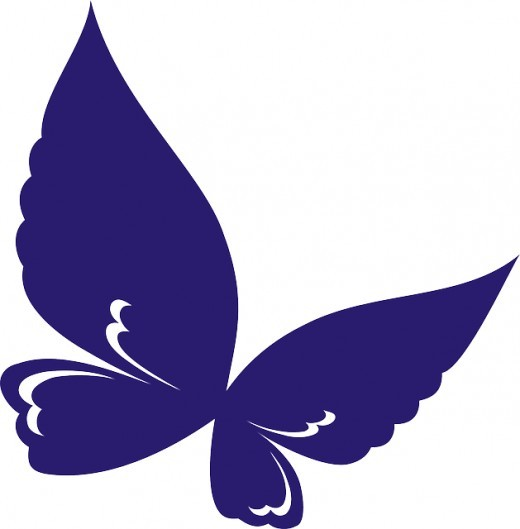 Clipart purple butterfly with hearts on wings graphic stock BUTTERFLY CLIP ART | 170 Best Free Clip Art & Drawings of ... graphic stock