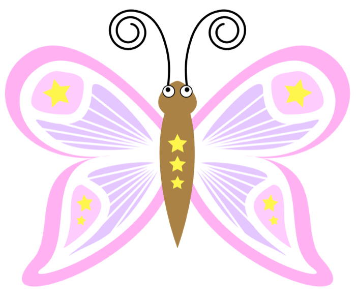 Clipart images of thanksgiving butterflies png transparent Clipart purple butterfly with hearts on wings - ClipartFest png transparent