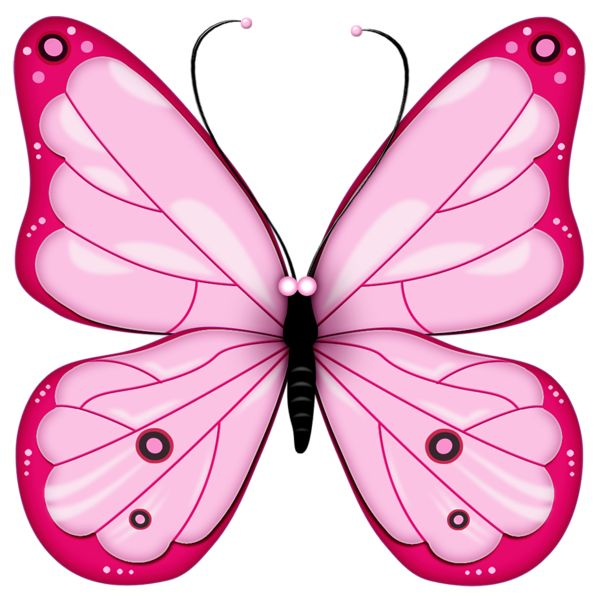Clipart purple butterfly with hearts on wings svg royalty free download 17 Best ideas about Pink Butterfly on Pinterest | Beautiful ... svg royalty free download