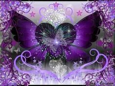 Clipart purple butterfly with hearts on wings picture royalty free Clipart purple butterfly with hearts on wings - ClipartFox picture royalty free