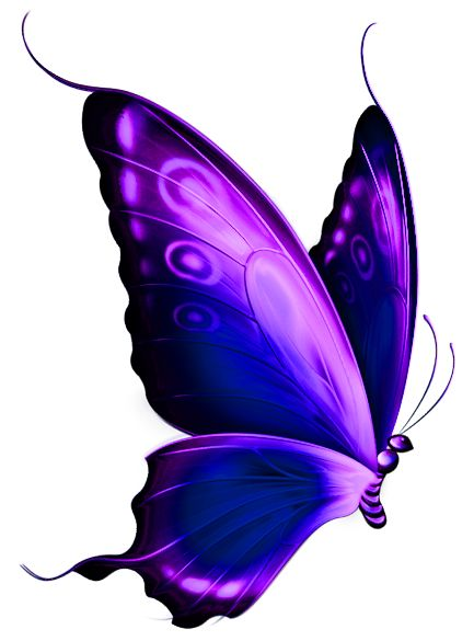 Clipart purple butterfly with hearts on wings vector black and white 17 Best ideas about Purple Butterfly Tattoo on Pinterest | 3d ... vector black and white