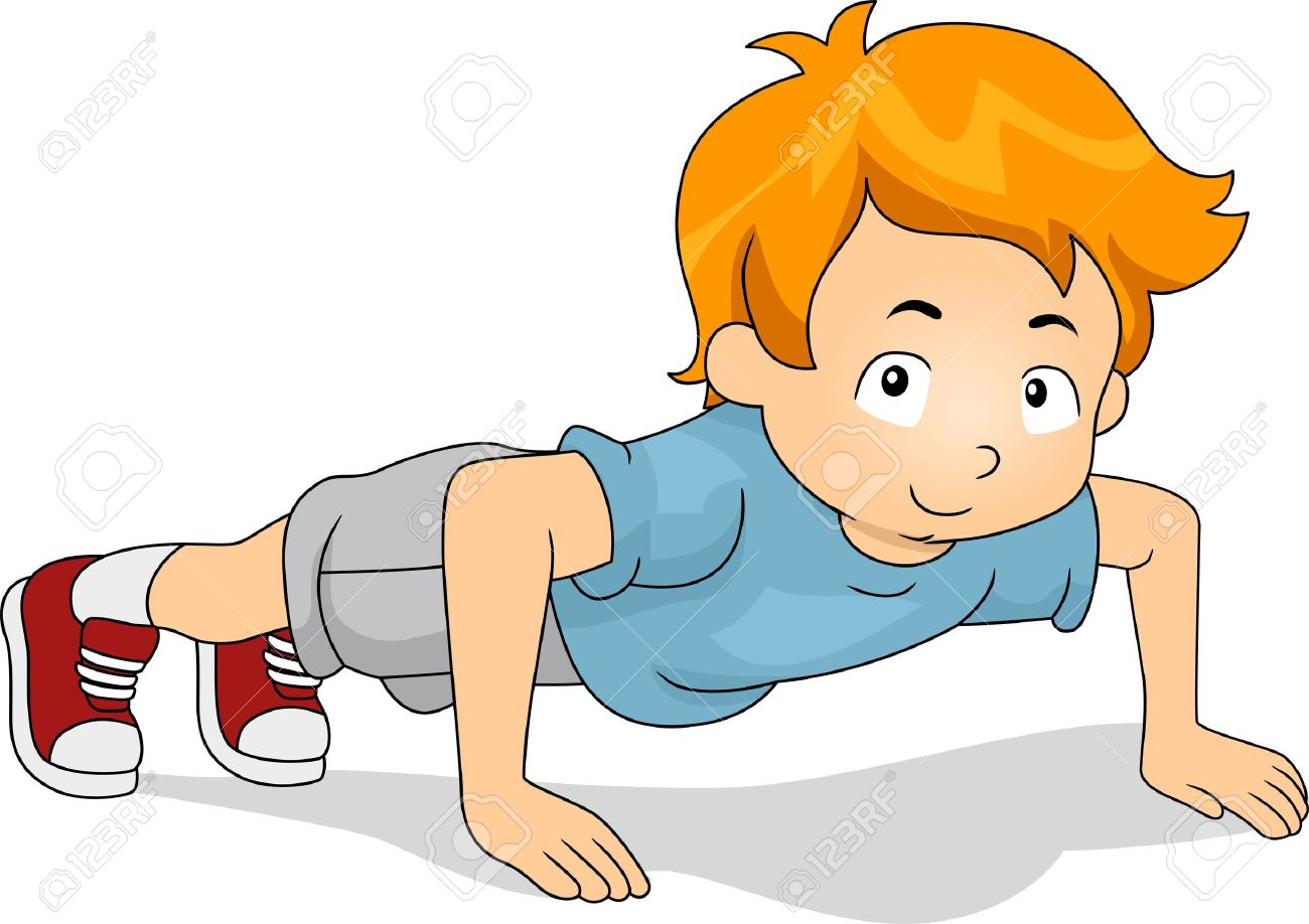 Clipart push ups library Push ups clipart 4 » Clipart Station library