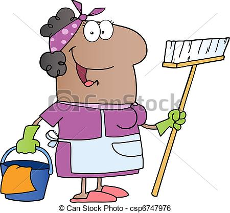 Clipart putzfrau png library Putzfrau clipart 1 » Clipart Station png library